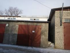 Гаражи капитальные. таежная, р-н детская поликлиника, 78 кв.м., электричество, подвал.