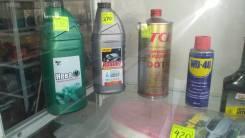 Тормозная жидкость TCL DOT4,1л
