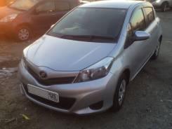 Toyota Vitz. автомат, передний, 1.3 (69 л.с.), бензин, 190 500 тыс. км