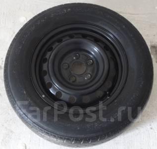 Колесо на запаску. Bridgestone B-Style 205/70R15. 1 шт. 6.0x15 5x114.30 ET45 ЦО 60,0мм.