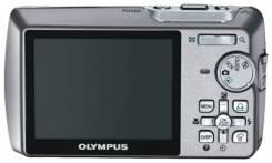 Olympus Mju 750 Digital. 7 - 7.9 Мп, зум: 5х