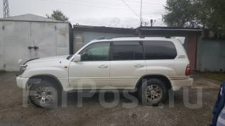 Toyota Land Cruiser. автомат, 4wd, 4.6 (235 л.с.), бензин