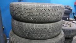 Bridgestone Blizzak Extra PM-30. Зимние, без шипов, износ: 50%, 2 шт