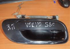 Ручка двери внешняя. Volvo S60