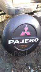 "Колпак на запаску Mitsubishi Pajero Japan. Диаметр 16"", 1 шт."