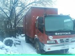 Foton BJ1138. Foton Auman BJ 1138, 6 000 куб. см., 7 000 кг.