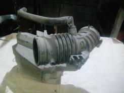 Патрубок воздухозаборника. Nissan Wingroad Двигатель QG15DE