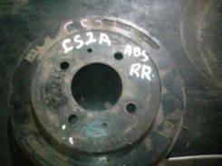 Барабан тормозной. Mitsubishi Lancer Cedia, CS2A Двигатель 4G15