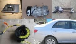 Дверь боковая. Toyota: Corolla Verso, Ipsum, Yaris, Corolla Rumion, WiLL Cypha, RAV4, Aygo, IS300, Succeed, Vitz, Ractis, Highlander, Crown, Sai, Aven...