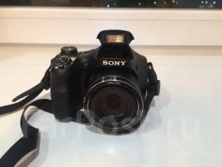 Sony Cyber-shot DSC-H300. 20 и более Мп, зум: 14х и более