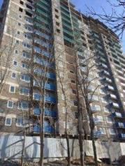 1-комнатная, улица Кипарисовая 26. Чуркин, частное лицо, 42 кв.м. Дом снаружи