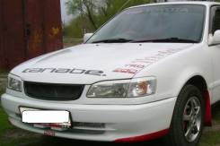Накладка на фару. Toyota Corolla, AE110