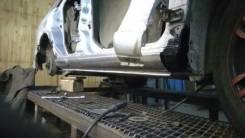 Порог пластиковый. Toyota Corolla, ADE150 Nissan AD Honda Ascot