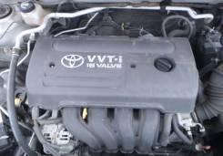 Двигатель. Toyota Corolla, ZZE150, ZZE130, ZZE141, ZZE120, ZZE131, ZZE142, ZZE110, ZZE121, ZZE132, ZZE111, ZZE122, ZZE133, ZZE112, ZZE123, ZZE134, ZZE...