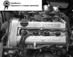 Двигатель. Nissan Avenir, PW11 Двигатель SR20DE. Под заказ