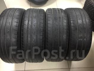 Bridgestone Ecopia. Летние, 2012 год, износ: 20%, 4 шт