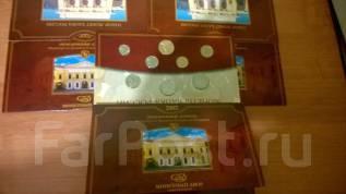 Годовой набор монет банка России 2002 год СПМД Оригинал! на выбор !