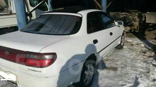 Toyota Carina. автомат, передний, 1.6, бензин, 250 тыс. км