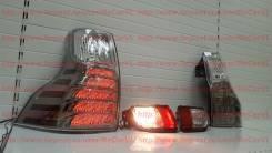 Стоп-сигнал. Toyota Land Cruiser Prado, TRJ12, GDJ150W, GDJ151W, TRJ150, KDJ150L, GRJ150W, GRJ151W, TRJ150W, GDJ150L, GRJ151, GRJ150, GRJ150L