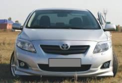 Накладка на фару. Toyota Corolla, ZZE150, NDE150, ZZE130, ADE150, NRE150