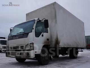 Isuzu NQR. Продается промтоварный фургон , 5 193 куб. см., 3 835 кг.