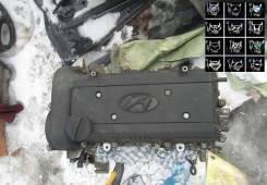 Двигатель Hyundai Solaris 1.4 G4FA 107 л. с.