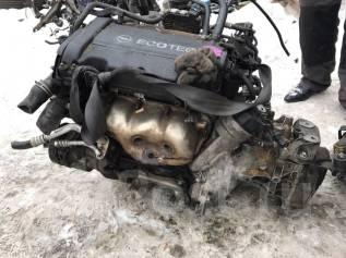 Двигатель в сборе. Opel Corsa Двигатель Z14XEP