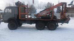 Камаз 43101. Продается лесовоз с фишкой, 11 000 куб. см., 8 000 кг.