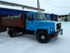 ГАЗ 3507. ГАЗ 3307, 4 670куб. см., 3 500кг., 4x2