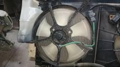 Вентилятор охлаждения радиатора. Honda Airwave, DBA-GJ1, DBA-GJ2, GJ1, GJ2, DBAGJ1, DBAGJ2 Двигатель L15A
