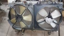 Вентилятор охлаждения радиатора. Toyota Caldina, ST215, ST210G, ST215G, ST215W, ST210 Двигатели: 3SGE, 3SFE, 3SFE 3SGE