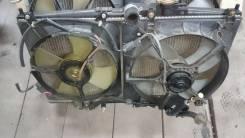 Вентилятор охлаждения радиатора. Honda Torneo, E-CF4, E-CF3, E-CF5, LA-CF5, GH-CF5, GF-CF5, GF-CF4, GF-CF3, CF4, LA-CL3, CF3, GH-CF4, CF5, CL3 Honda A...