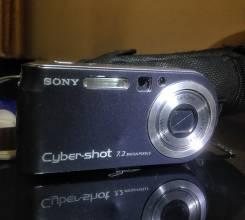 Sony Cyber-shot DSC-P200. 7 - 7.9 Мп, зум: 3х