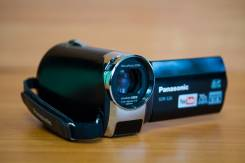 Panasonic SDR-S26. с объективом