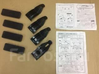 Скобы-держатели. Toyota bB, QNC20, QNC21, QNC25 Двигатели: 3SZVE, K3VE