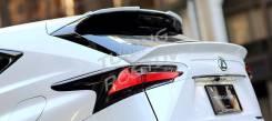 Спойлер. Lexus NX200t, AGZ10, AGZ15 Lexus NX200 Lexus NX300h, AYZ15, AYZ10