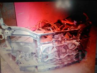 Рамка радиатора. Mitsubishi Delica, PE8W Двигатель 4M40