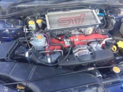 Двигатель в сборе. Subaru Impreza WRX STI, GDB Subaru Impreza, GDB Двигатели: EJ207, EJ20