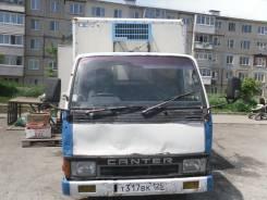 Mitsubishi Canter. Автомобиль 88г фургон