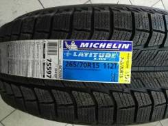 Michelin Latitude X-Ice. Зимние, без шипов, без износа, 4 шт