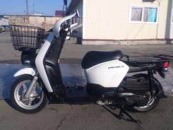 Honda Benly. 49 куб. см., исправен, птс, без пробега