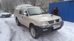 Mitsubishi L200. механика, 4wd, 2.5 (99 л.с.), дизель, 359 022 тыс. км