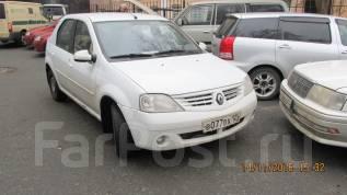 Renault Logan. механика, передний, 1.6 (87 л.с.), бензин, 139 033 тыс. км