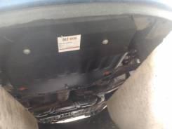 Защита двигателя. Honda Fit Aria Honda Fit