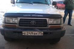 Toyota Land Cruiser. механика, 4wd, 4.2 (134 л.с.), дизель, 776 475 тыс. км