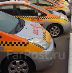 Водитель такси. Требуется водитель в Уссурийске. ИП Ударцев НС. Улица Краснознаменная 224б