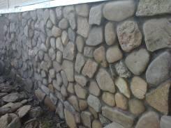 Выполняю облицовочные работы природным и искусственным камнем