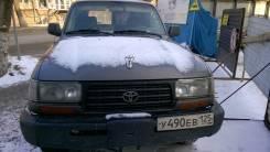 Toyota Land Cruiser. механика, 4wd, 4.2 (135 л.с.), дизель, 928 213 тыс. км