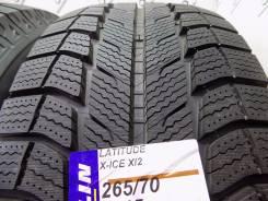 Michelin Latitude X-Ice. Всесезонные, 2013 год, без износа, 4 шт