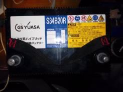 Yuasa. 36 А.ч., левое крепление, производство Япония